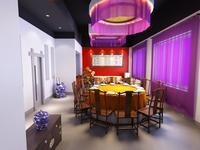 Restaurant 044 3D Model