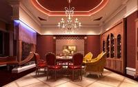 Restaurant 049 3D Model