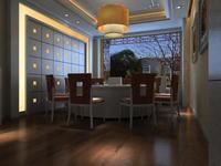 Restaurant 061 3D Model