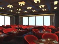 Restaurant 066 3D Model