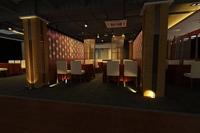 Restaurant 068 3D Model