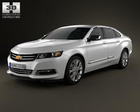 Chevrolet Impala 2014 3D Model