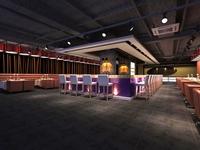 Restaurant 069 3D Model