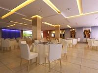 Restaurant 070 3D Model