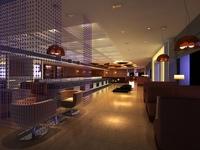 Restaurant 072 3D Model