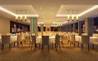 Restaurant 077 3D Model