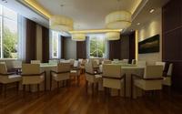 Restaurant 082 3D Model