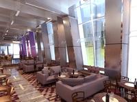 Restaurant 086 3D Model