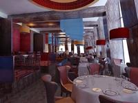 Restaurant 088 3D Model
