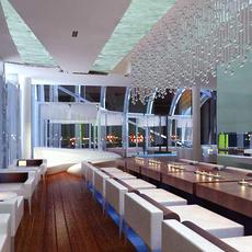 Restaurant 089 3D Model