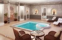 SPA Room 001 3D Model