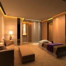 SPA Room 013 3D Model