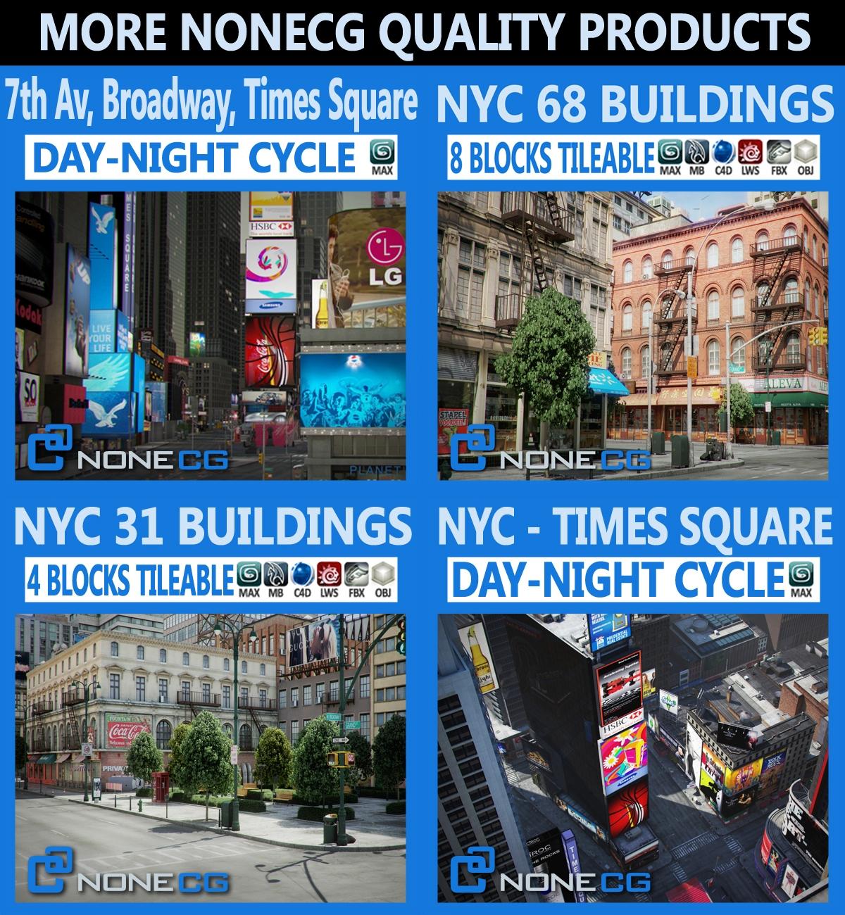 Nyc Building Morgan Stanley 3d Model
