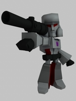 Megatron Classic 1.0.0 for Maya