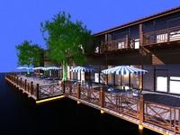Bar 012 3D Model