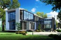 3d building 006 3D Model