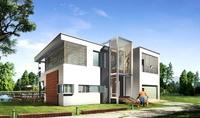 3d building 014 3D Model