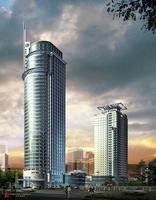 3d building 045 3D Model