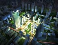 3d building 062 3D Model