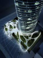 3d building 122 3D Model