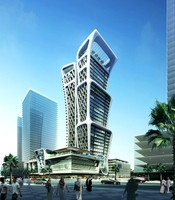 3d building 133 3D Model
