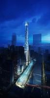 3d building 164 3D Model