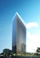 3d building 170 3D Model
