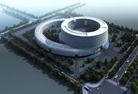 3d building 261 3D Model