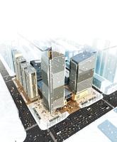 3d building 270 3D Model