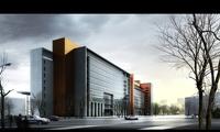 Urban Building 292 3D Model