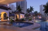 Tropical Cityscape 392 3D Model