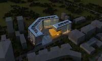 Cityscape  396 3D Model
