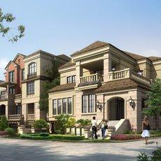Residential Block 440 3D Model