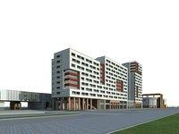 Building Scene 473 3D Model