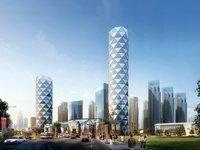 Skyscraper Cityscape 499 3D Model