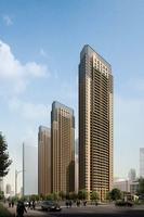 Skyscraper Cityscape 521 3D Model