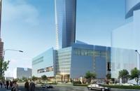 Modern Cityscape 533 3D Model