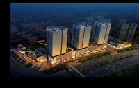 Night Cityscape 545 3D Model