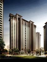 Skyscraper 582 3D Model