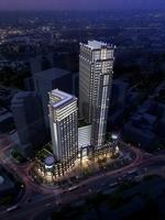 Skyscraper 602 3D Model