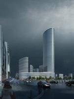 Skyscraper 606 3D Model
