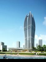 Skyscraper 625 3D Model