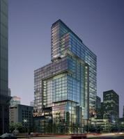 Skyscraper 641 3D Model