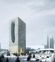 Skyscraper 682 3D Model