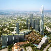 Cityscape 694 3D Model