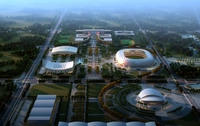 Stadium Arena 698 3D Model