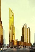Cityscape 724 3D Model