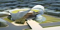 Cityscape 733 3D Model