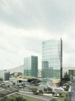 Cityscape 740 3D Model