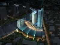 Cityscape 771 3D Model